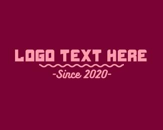 Hot Pink - Gamer Girl  logo design