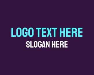 Tall - Bold & Blue logo design