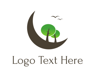Moon - Moon Park logo design
