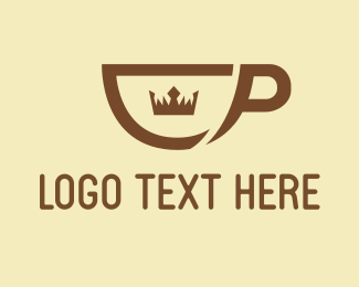 Espresso - Royal Coffee logo design