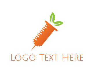 Esthetics - Carrot Shot logo design
