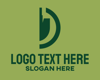 Coal - Dig Shovel logo design