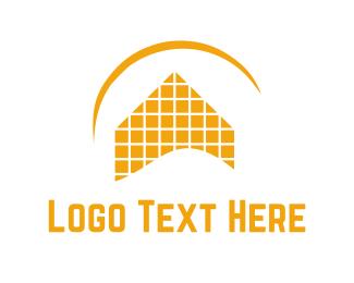 Sustainable Energy - Solar Panels logo design
