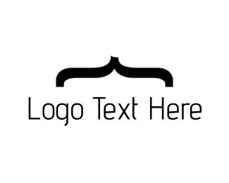 Brackets - Black Code logo design