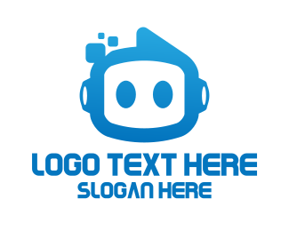Clan - Digital Bot logo design