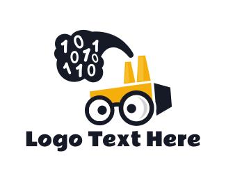 Intelligent - Nerd Factory logo design