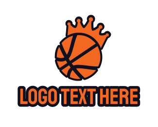 Tournament - Basketball Crown logo design