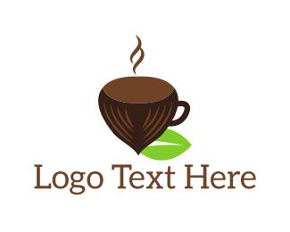 Hazelnut - Hazelnut Cup logo design