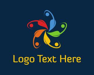 Foundations - Eco Star logo design
