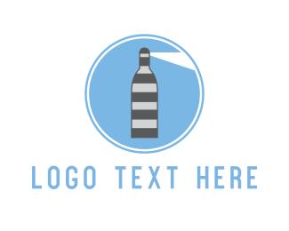Wine Lighthouse Logo