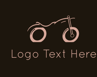 Cycling - Mountain Bike logo design