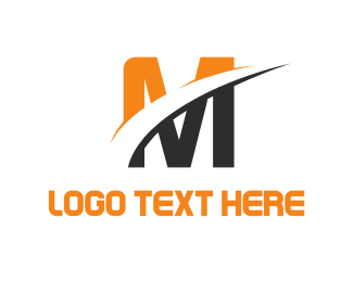 Small Business - Tech Letter M logo design
