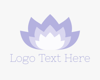 Studio - Yoga Lotus logo design