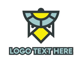 Inca - Inca Bird logo design