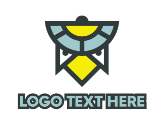 Esports - Inca Bird logo design