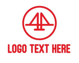 Mumbai - Bridge Number 4 logo design