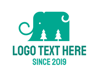 Trees - Jumbo Green Park logo design