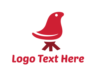 Bird Chair Logo