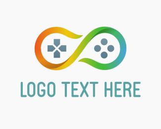 Infinity Gamer logo design