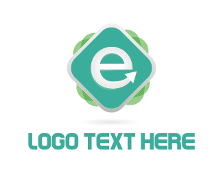 Computing - E Media logo design
