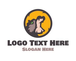 Mascot - Hippo Mascot logo design