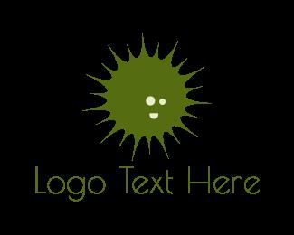 Green Burst Logo