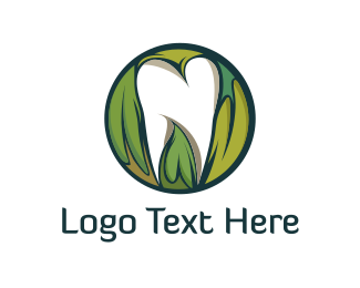 Clinic - Tooth Garden logo design