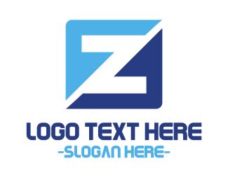 Technician - Modern Z logo design