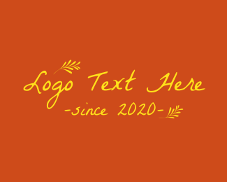 Word Logo Designs | Make Your Own Word Logo | BrandCrowd