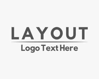 Gray - Gray Minimalist logo design