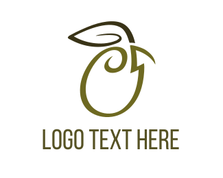 Greece - Elegant Olive logo design