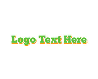 Classic - Green & Classic logo design