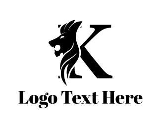 Feline - Feline Letter K logo design