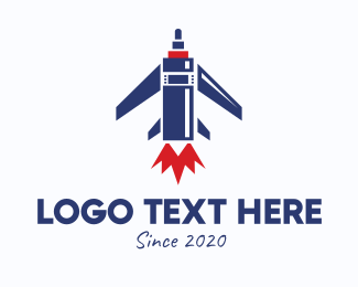 Airforce - Vape Jet logo design