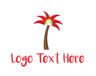 Palm - Chili Palm logo design