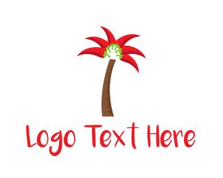 Chili Palm Logo