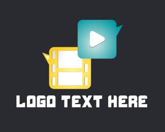 Media Player - Media Player logo design