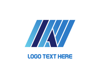 Airline - Aviation Lines logo design