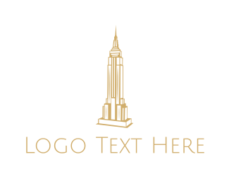 """""""Empire State Outline"""" by eightyLOGOS"""