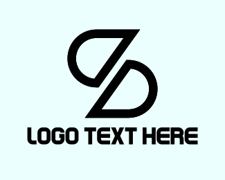 Pair - Abstract Letter S logo design