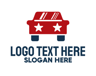 Car Rental - Star Car logo design
