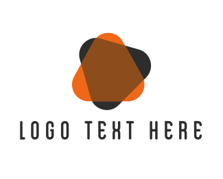 Interactive - Orange Play logo design
