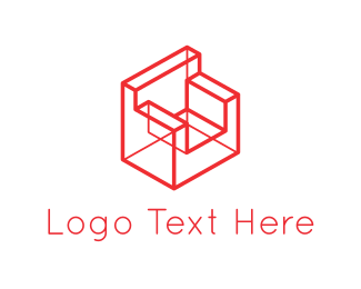 Home Accessories - Lines & Sofa logo design