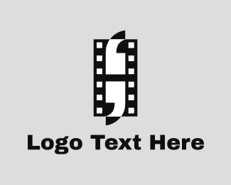 Script - Film Quotes logo design