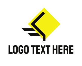 Transportation - Fast Road logo design