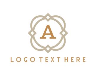 Emblem - Elegant A Emblem logo design