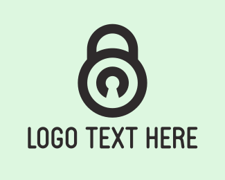"""""""Safety Padlock"""" by Logobrary"""