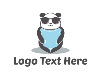 Cool - Cool Panda  logo design
