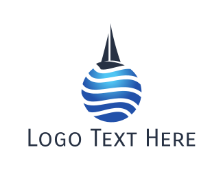 Yacht - Sailor Planet logo design