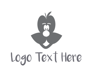 Gray - Grey Man  logo design